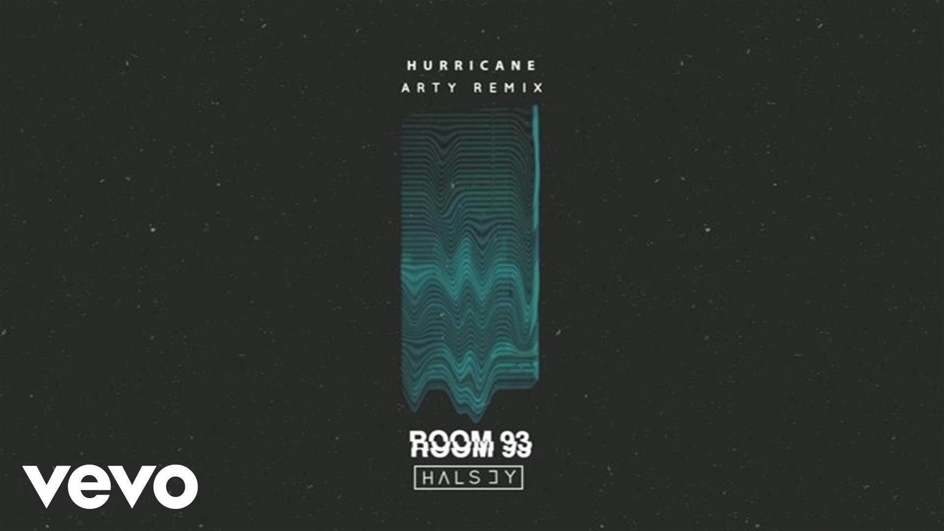 Halsey Hurricane Arty Remix Audio Halsey Remix Vevo