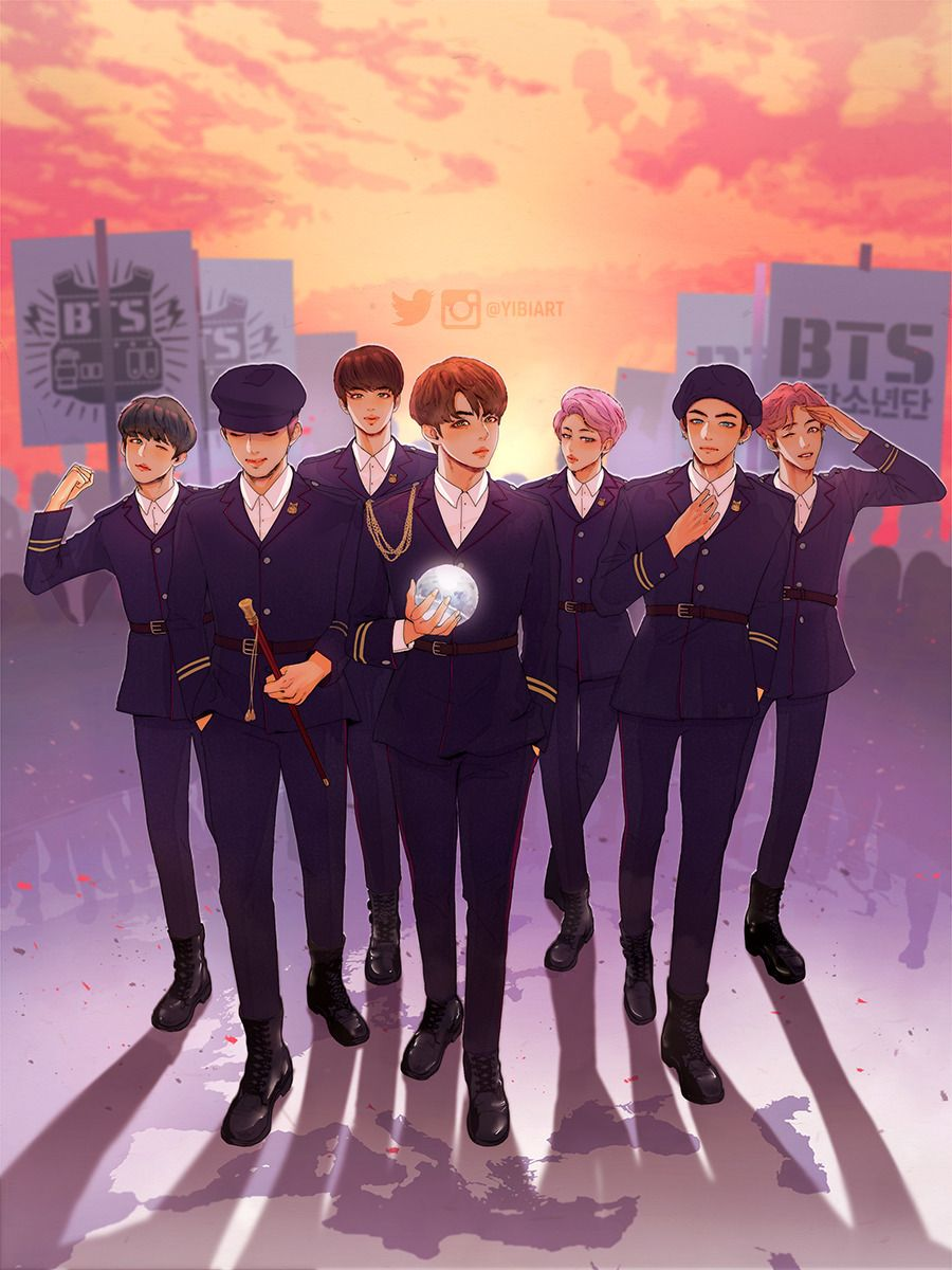 Photo of If I Ruled the World (Submission for BTS 4th Anniversary FANBOOK!) #ARTMYdreams …
