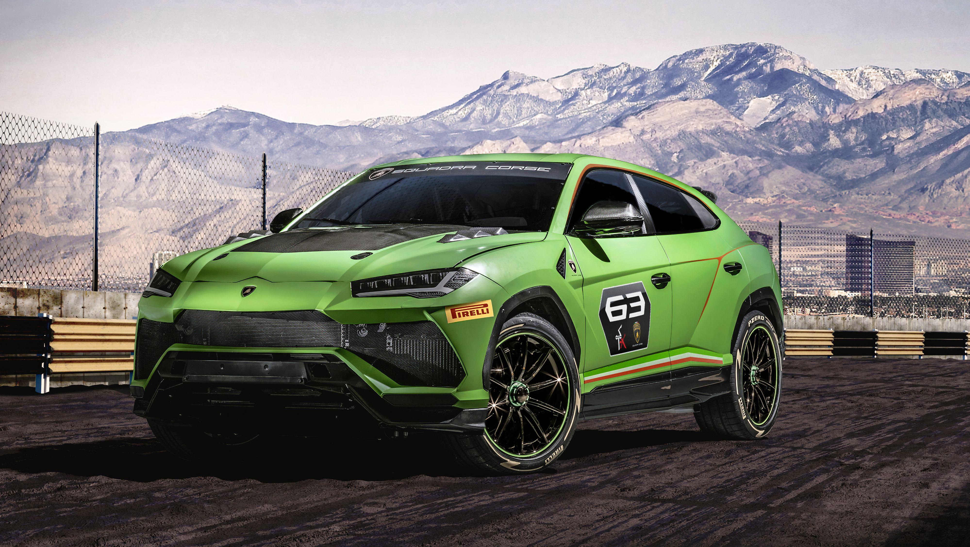 2020 Lamborghini Urus St X Concept Top Speed Suv Lamborghini Super Cars