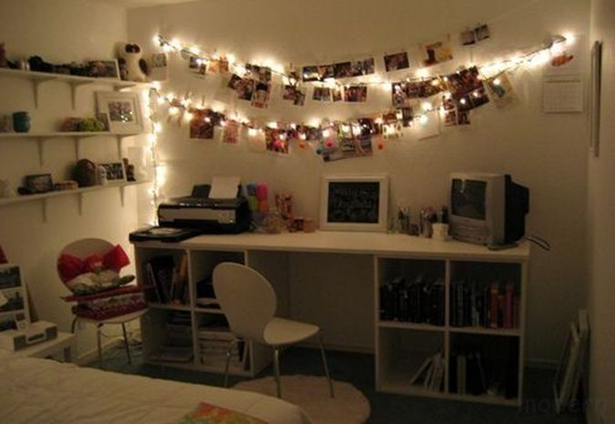 Would love to have the lights in my office