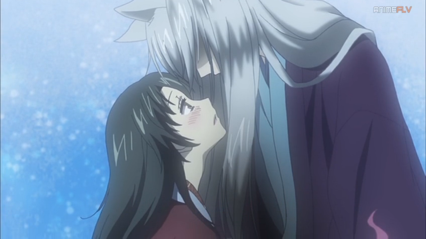 Nanami and Tomoe. Kamisama Hajimemashita Kako Hen Ova 4 | Animes ...