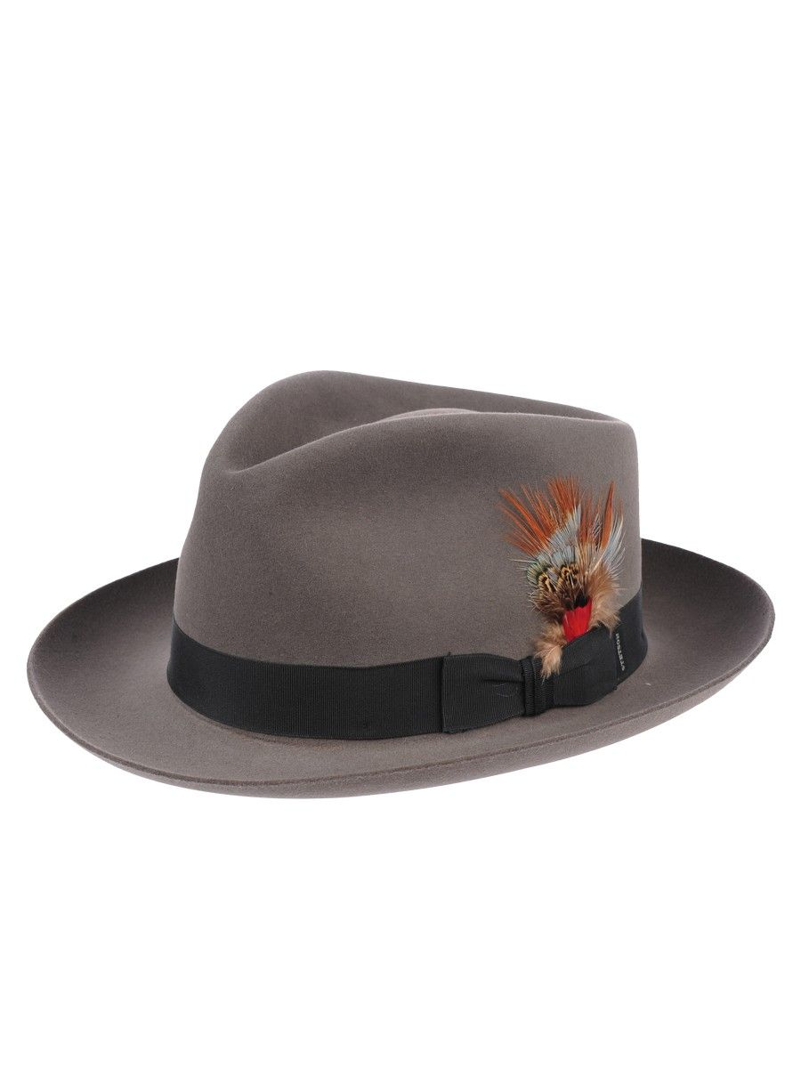Stetson chatham fedora quite possible one of my favorite fedoras ... b617094eade