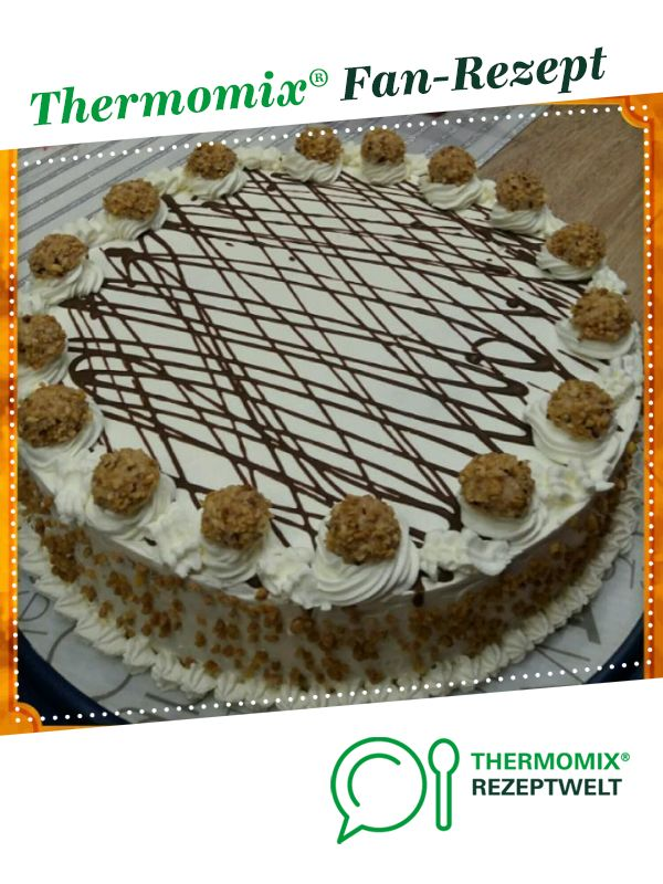 Giotto-Sahne-Torte von begeisterung2016. Ein Thermomix ® Rezept aus der Kategorie Backen süß auf