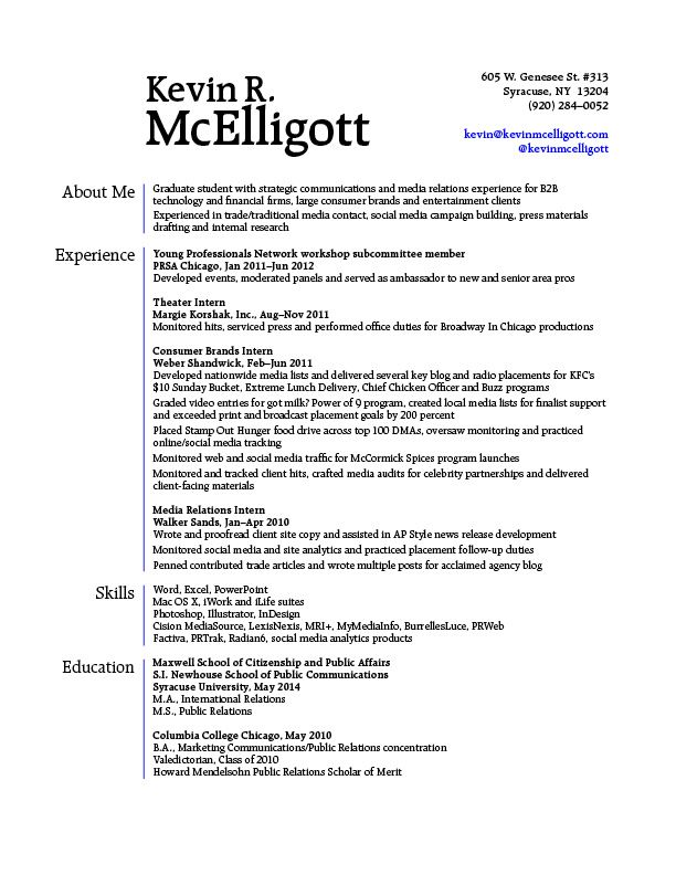 Creative Resume Templates Word  HttpWwwResumecareerInfo