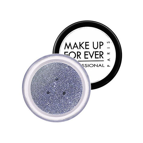 MAKE UP FOR EVER Glitters (201.190 IDR) ❤ liked on Polyvore featuring beauty products, makeup, glitter, spray makeup and make up for ever
