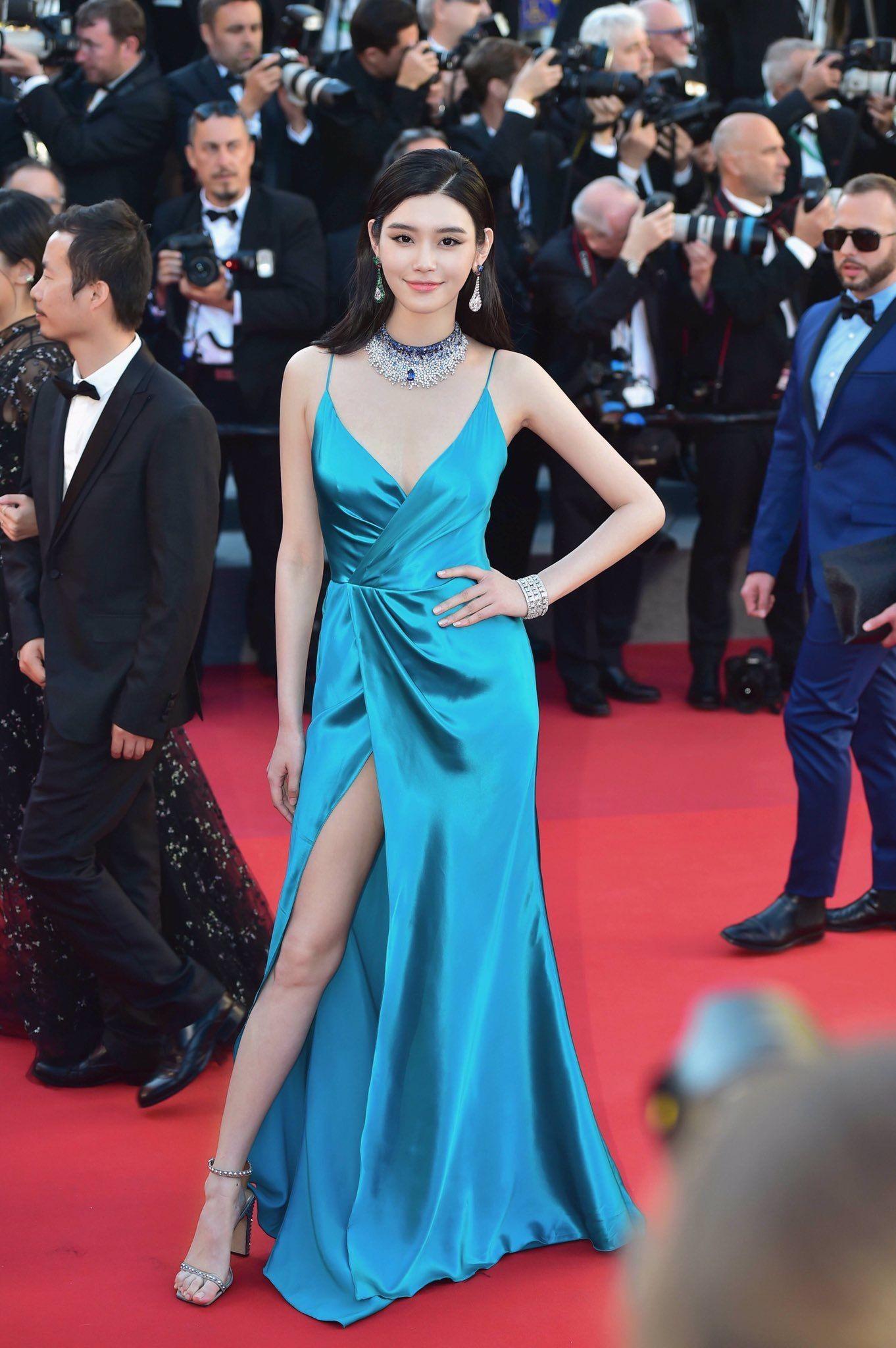 Ming xi 2017   Chinese actress   Pinterest   Victoria secret ...