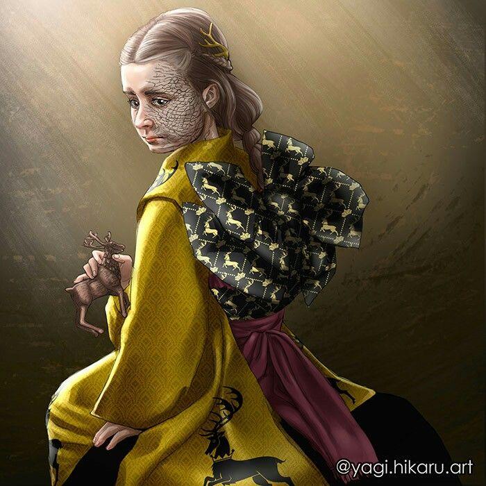 Shireen Baratheon By Yagi Hikaru
