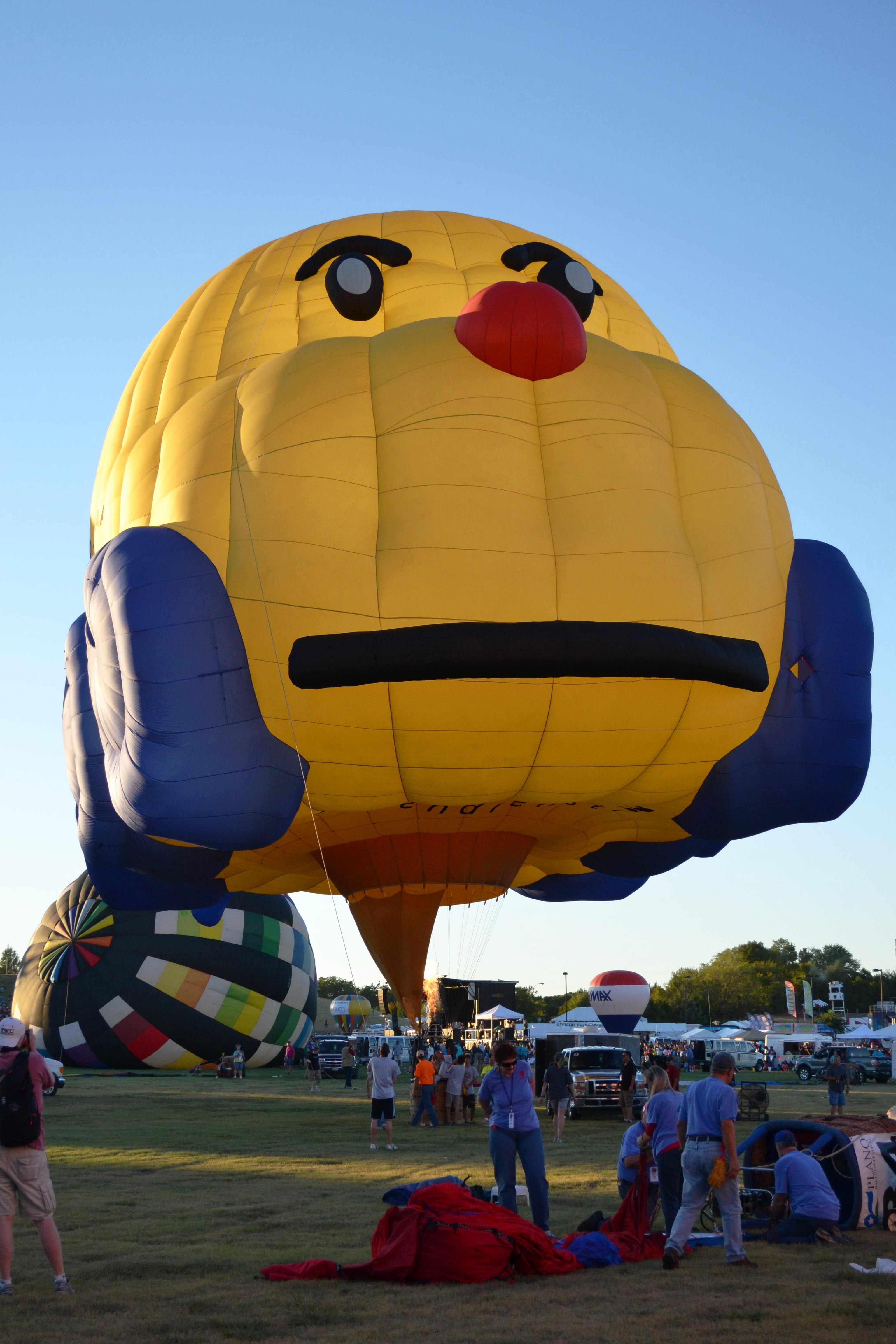 Pin by Plano Balloon Festival on Special Shape Hot Air