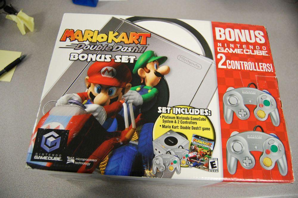MaioKart Double Dash Bonus Set #Nintendo