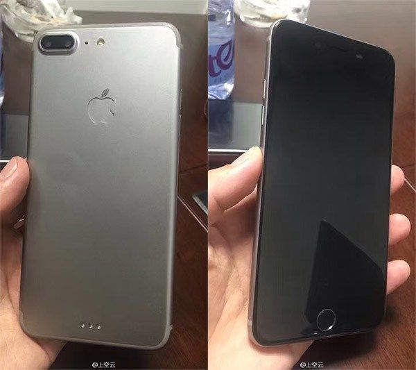 First iPhone 7 and iPhone 7 Plus photos Leaked