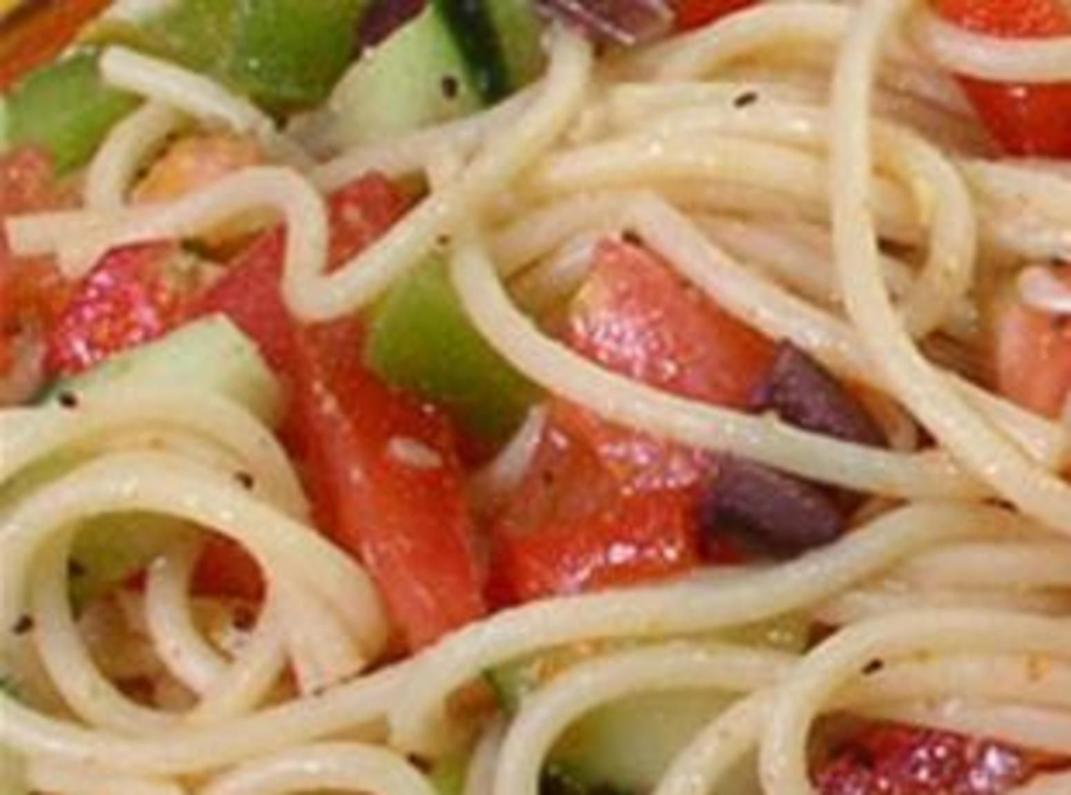 Pasta used in soups and salads