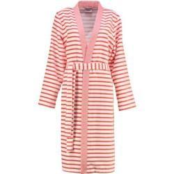 Cawö Bademantel Damen Kimono Breton 6595 rot – 26 – M Cawö