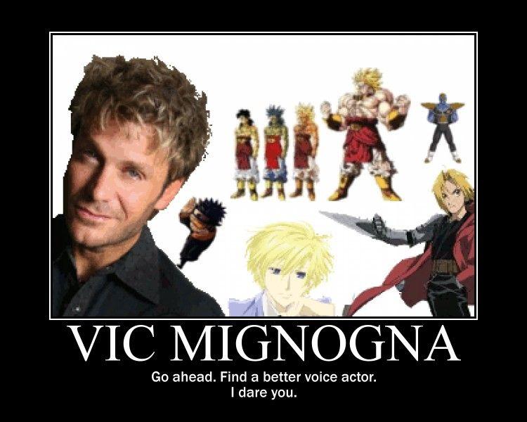 Vic mignogna voices