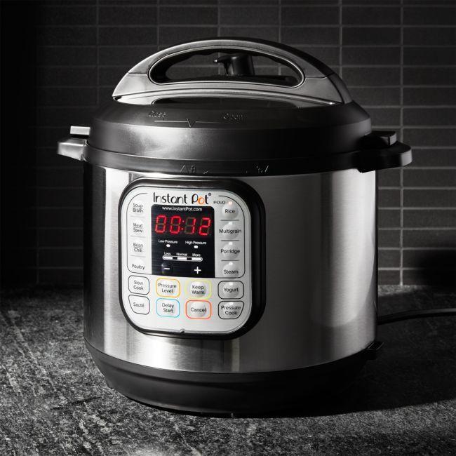 Instant Pot Duo60 6 Qt Electric Pressure Cooker In 2019