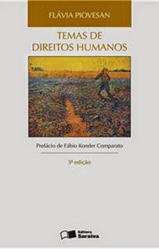 Temas De Direitos Humanos Flavia Piovesan Pdf Direito Livros