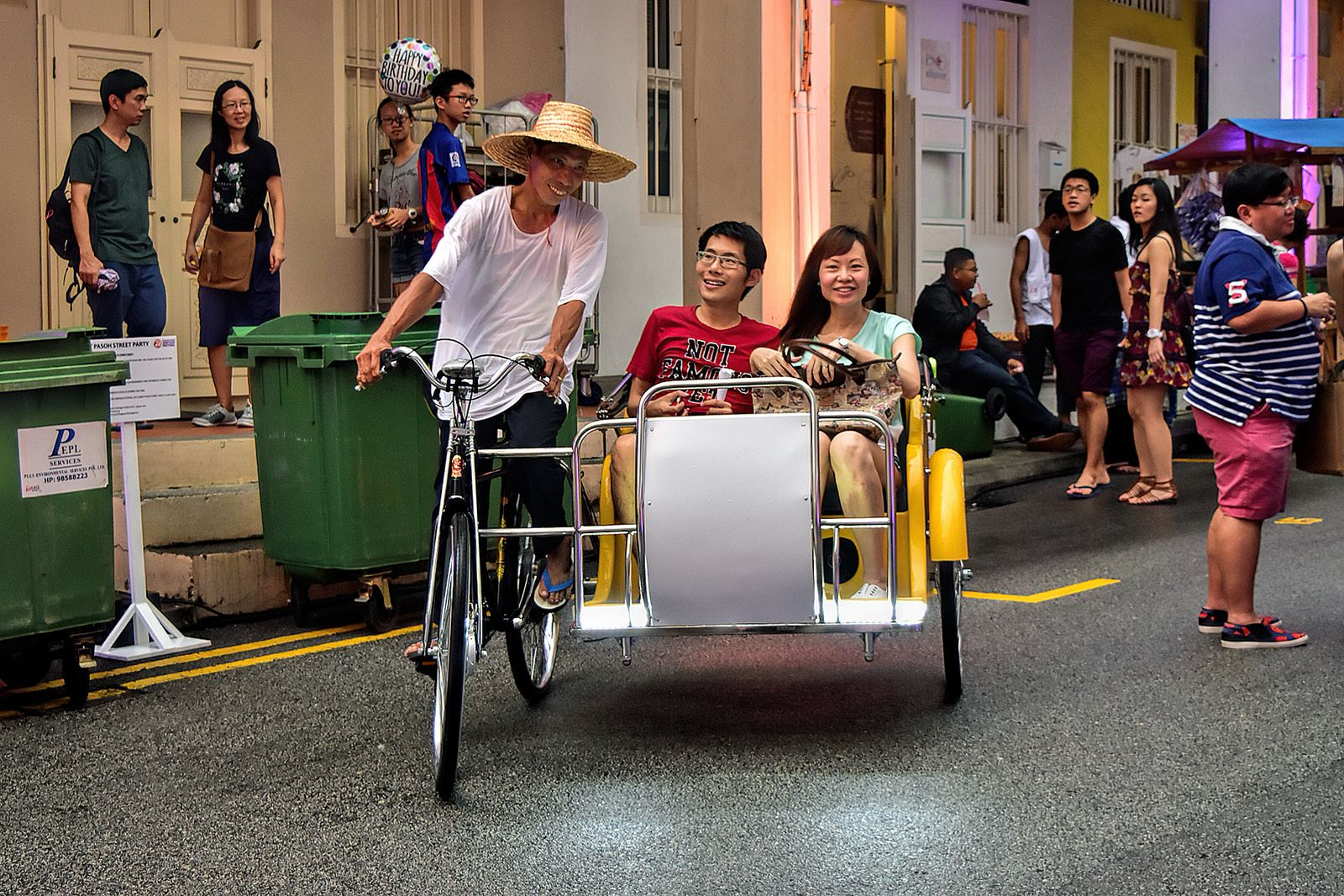 Trishaw Rides Riding, Baby strollers, Singapore