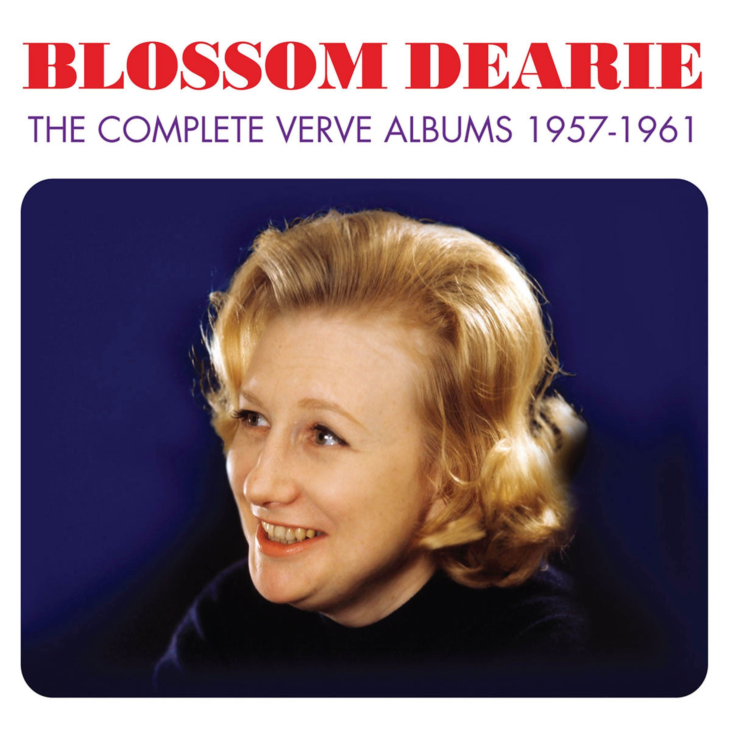 Blossom Dearie The Complete Verve Albums 1957 1961 Not Now Music Fu