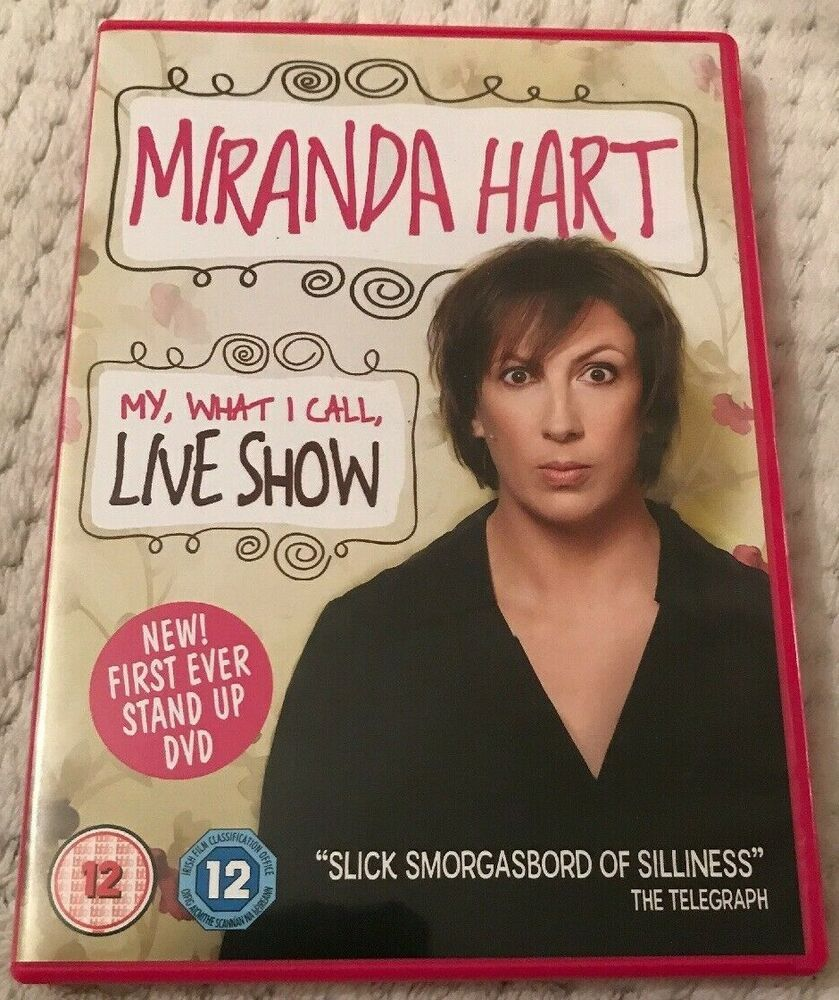 Only 1 29 Free Delivery Miranda Hart My What I Call Live