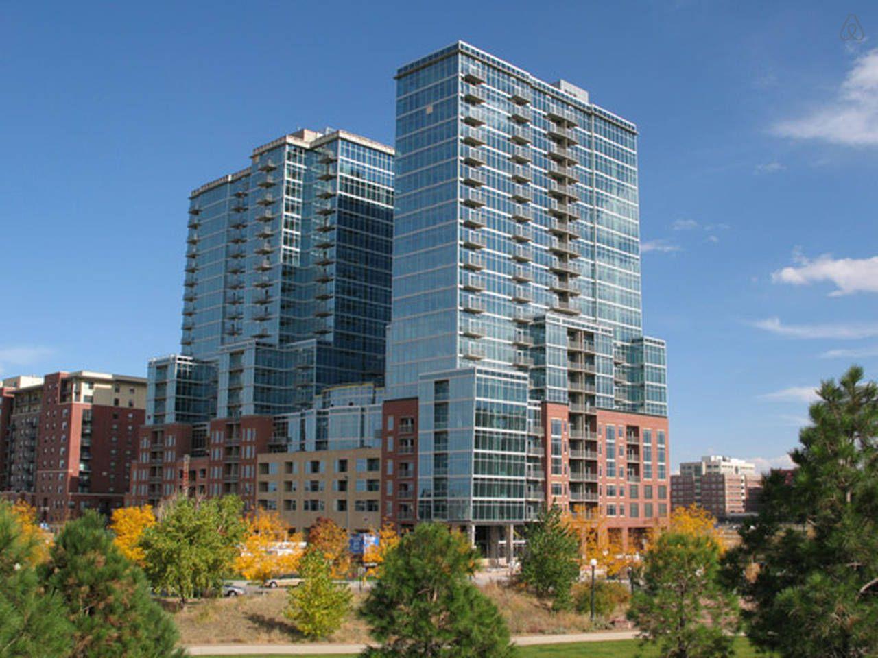 13th Floor Loft Downtown Denver! vacation rental in