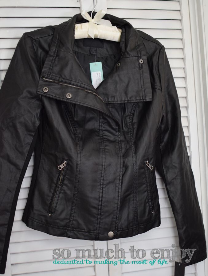 0d16df9c01c RD Style Rhonda Faux Leather Jacket - Stitch Fix Review December 2015  www.somuchtoenjoy.com  somuchtoenjoy  stitchfix