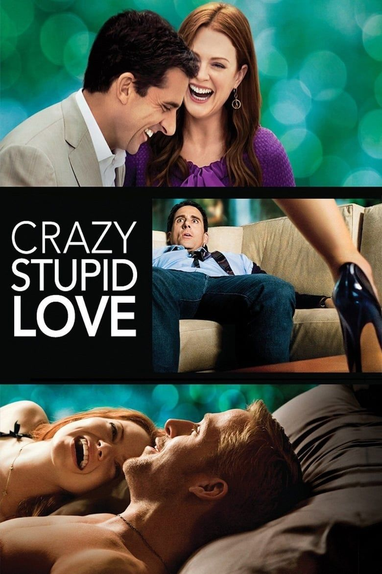 Téléchargement Crazy Stupid Love 2011 Pelicula Completa Ver Hd Espanol Latino Online Crazy Stupid Love Romantic Movies Stupid Love