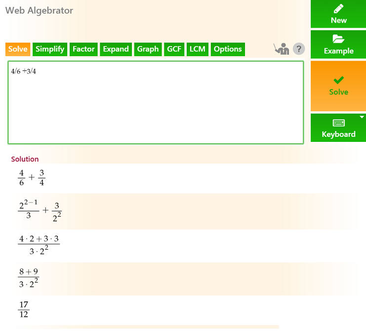 Adding Fractions Learn How To Add Fractions With These Simple Steps Adding Fractions Add Fractions Math Problem Solver