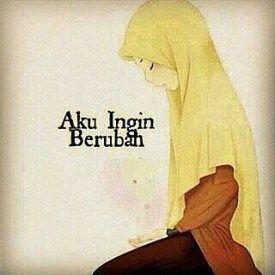 Dp Bbm Kartun Muslimah Cinta Sedih Muslim Anime T