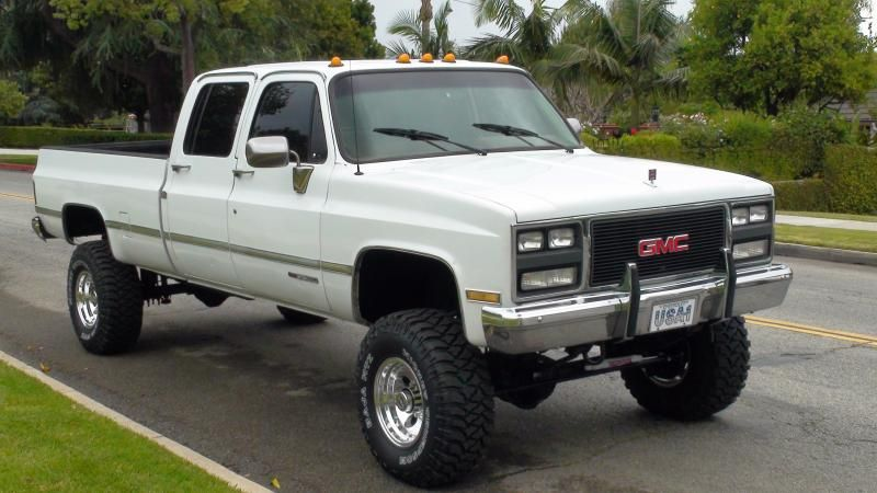 1990 chevy crew cab 1 ton 4x4 rebuild ideas pinterest 4x4 gm trucks and cars. Black Bedroom Furniture Sets. Home Design Ideas