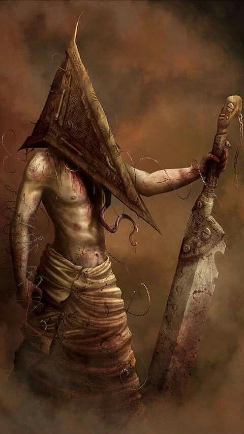 Silent Hill Silent Hill Pyramid Head Horror