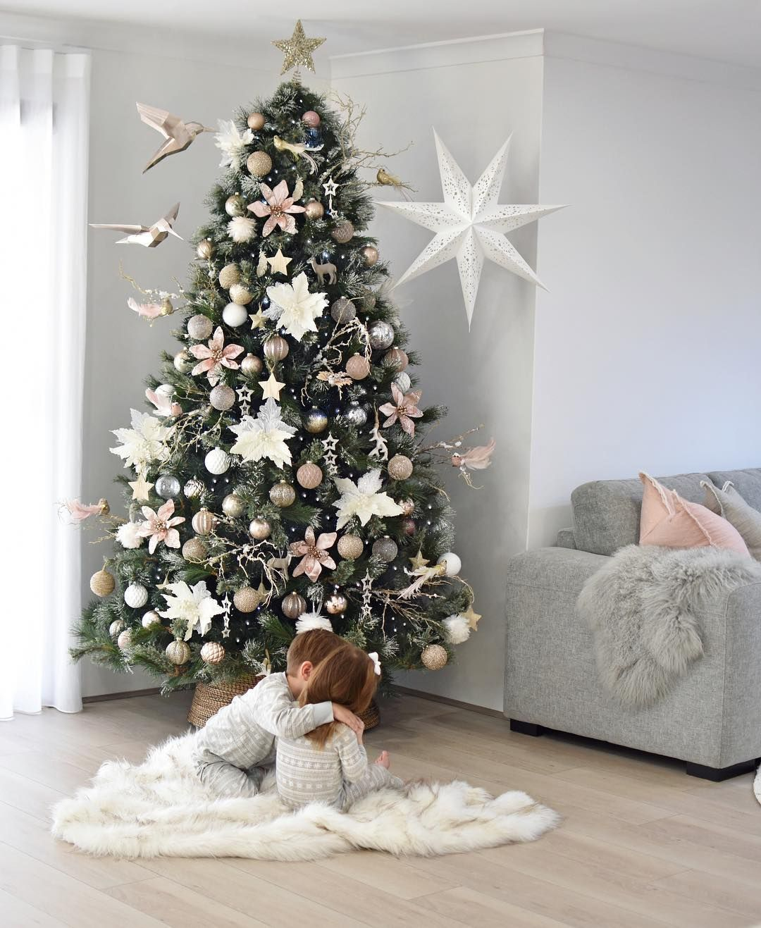 These Two The Christmas Range From Bedbathntable Is Now 30 Off Link In My Bio Sponsored Bedbathnta Decor Christmas Tree Design Baby Room Decor