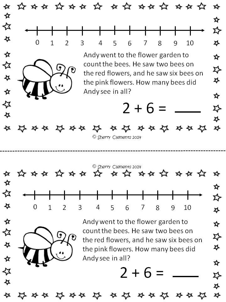 May Addition Word Problems Distance Learning Math Kindergarten Math Differentiation Math