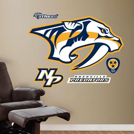 Nashville Predators Logo #onlyinnashville