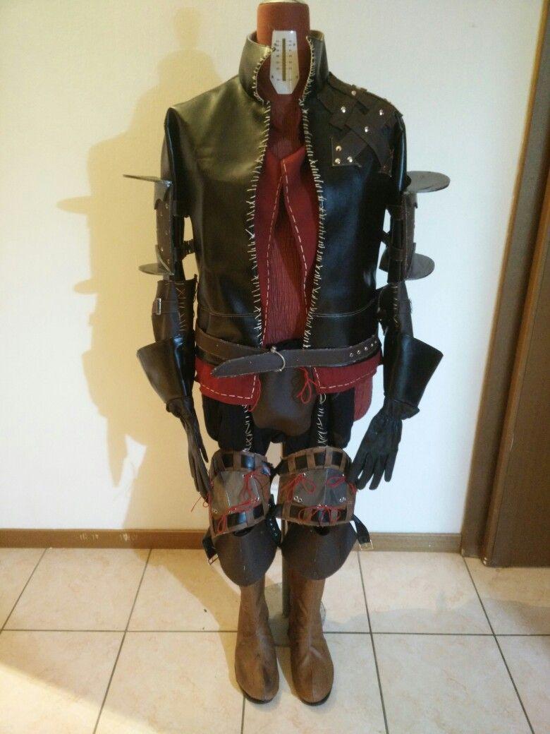 The witcher cosplay, Lambert