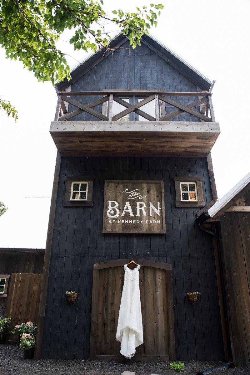 Indiana Barn Wedding The At Kennedy Farm
