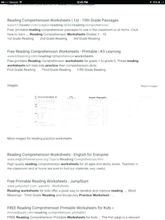 7th Grade Science Worksheets Printable Free 7th Grade ...