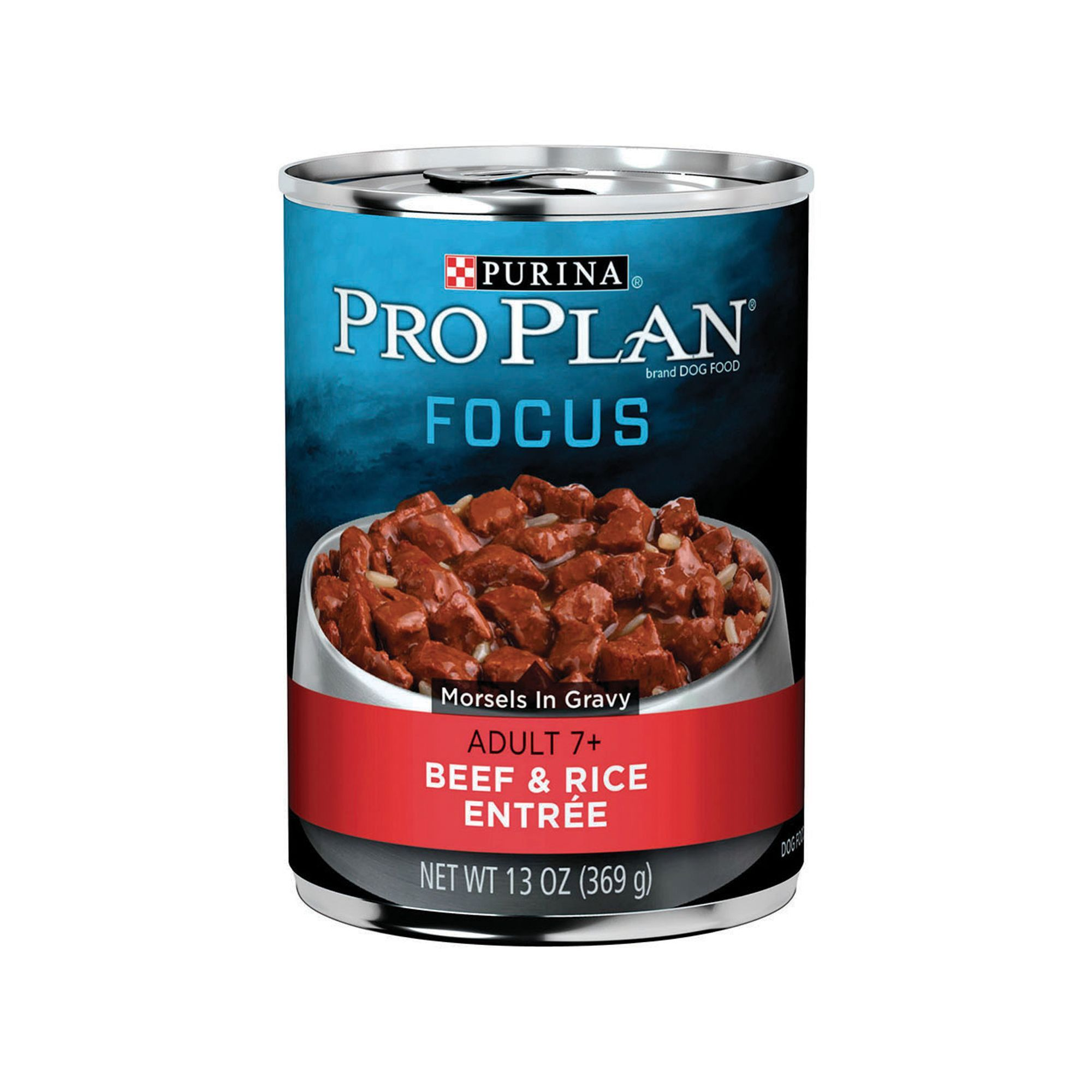 Purina Pro Plan Savor Shredded Blend Beef Rice Adult Dog Food