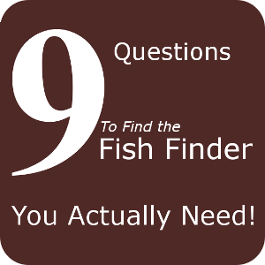 9 questions to find the fish finder you actually need | fish, Fish Finder