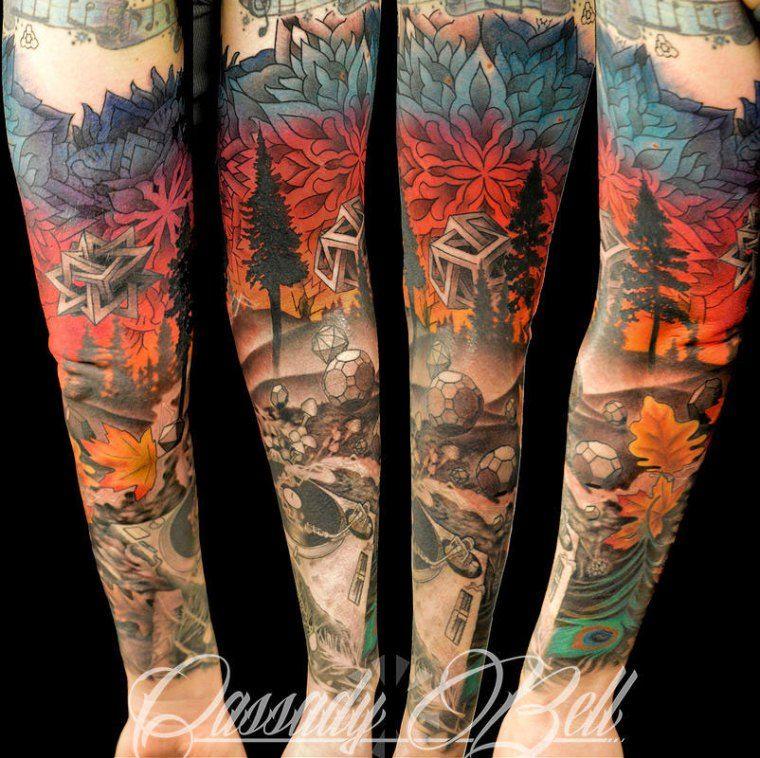 Geometric Tattoos Portland: Geometry Tattoo, Picture Tattoos, Sacred