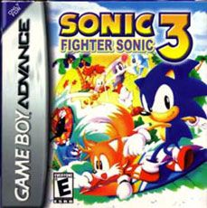 Fake Sonic Gameboy Advance Game Sonic Gameboy Advance Gameboy