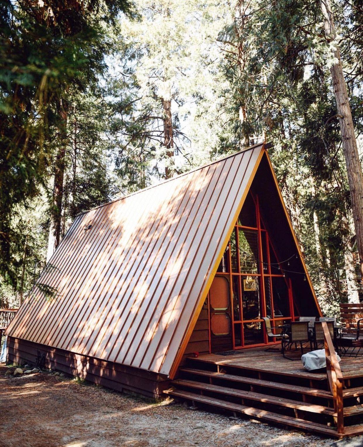 Pin von Tom Tobias auf Cabin   Pinterest   Mini-häuser, Berghütte ...