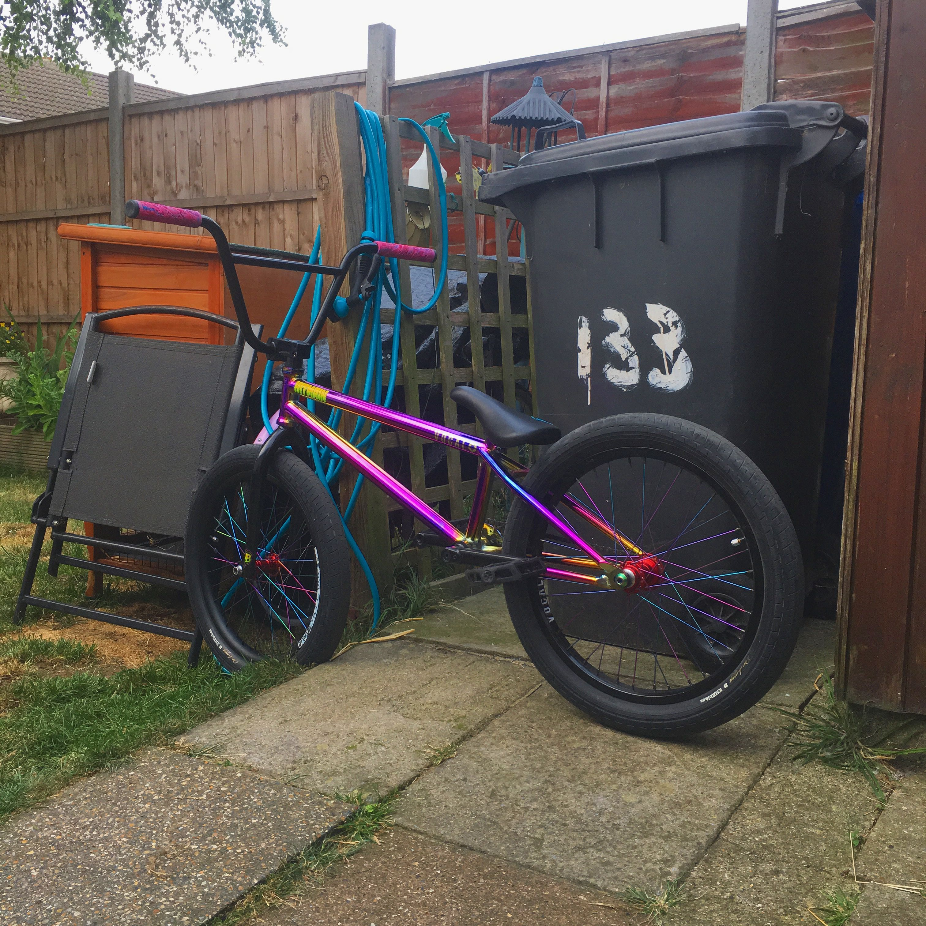 My Ultimate Paint Job Bmx Bicycle Bmx Bikes Gt Bmx
