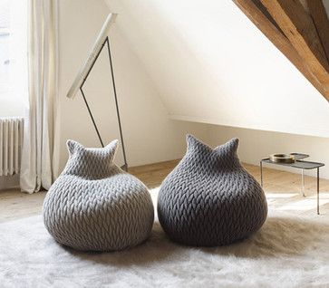 poufs modern chairs new york west out east cool stuff