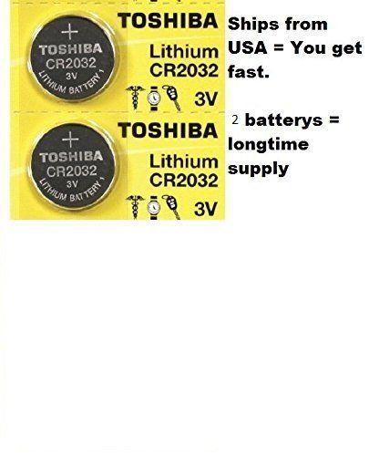 2 Batteries For Mitsubishi Lancer Key Fob Battery 2008 2009 2010 Keyless Entry Car Keyless Key Fob