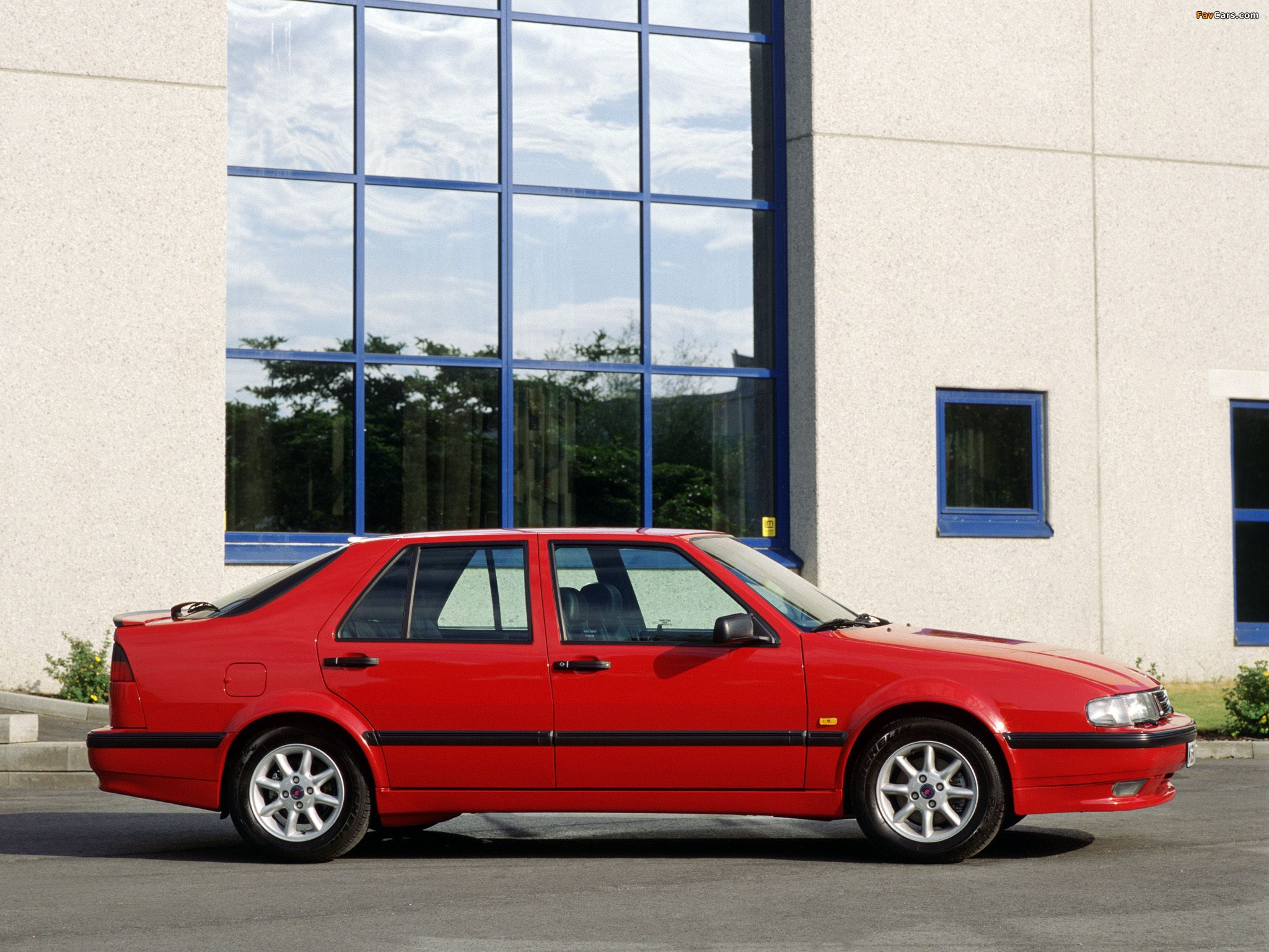 Saab 9000 CSE Anniversary Edition 199698 photos (With