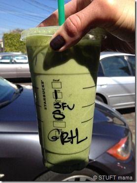 kristin's starbucks drink and homemade version | Starbucks ...