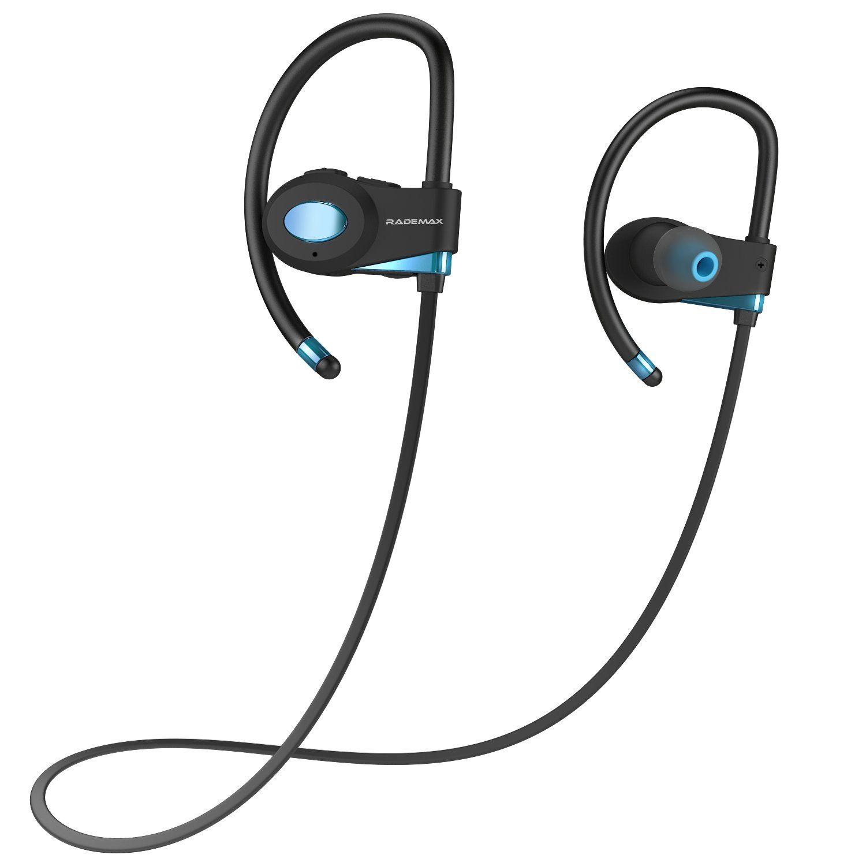 Bluetooth Headphone, Rademax Stereo Wireless Sport