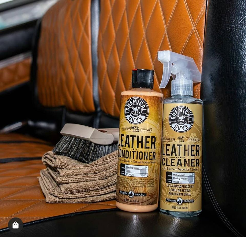 Chemical guys leather cleaner chemical guys leather