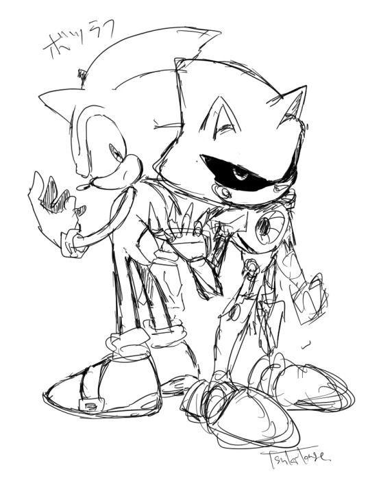 Pin De Aniwis Senpai En Metal Sonic 7u7 Dibujos Bocetos Y