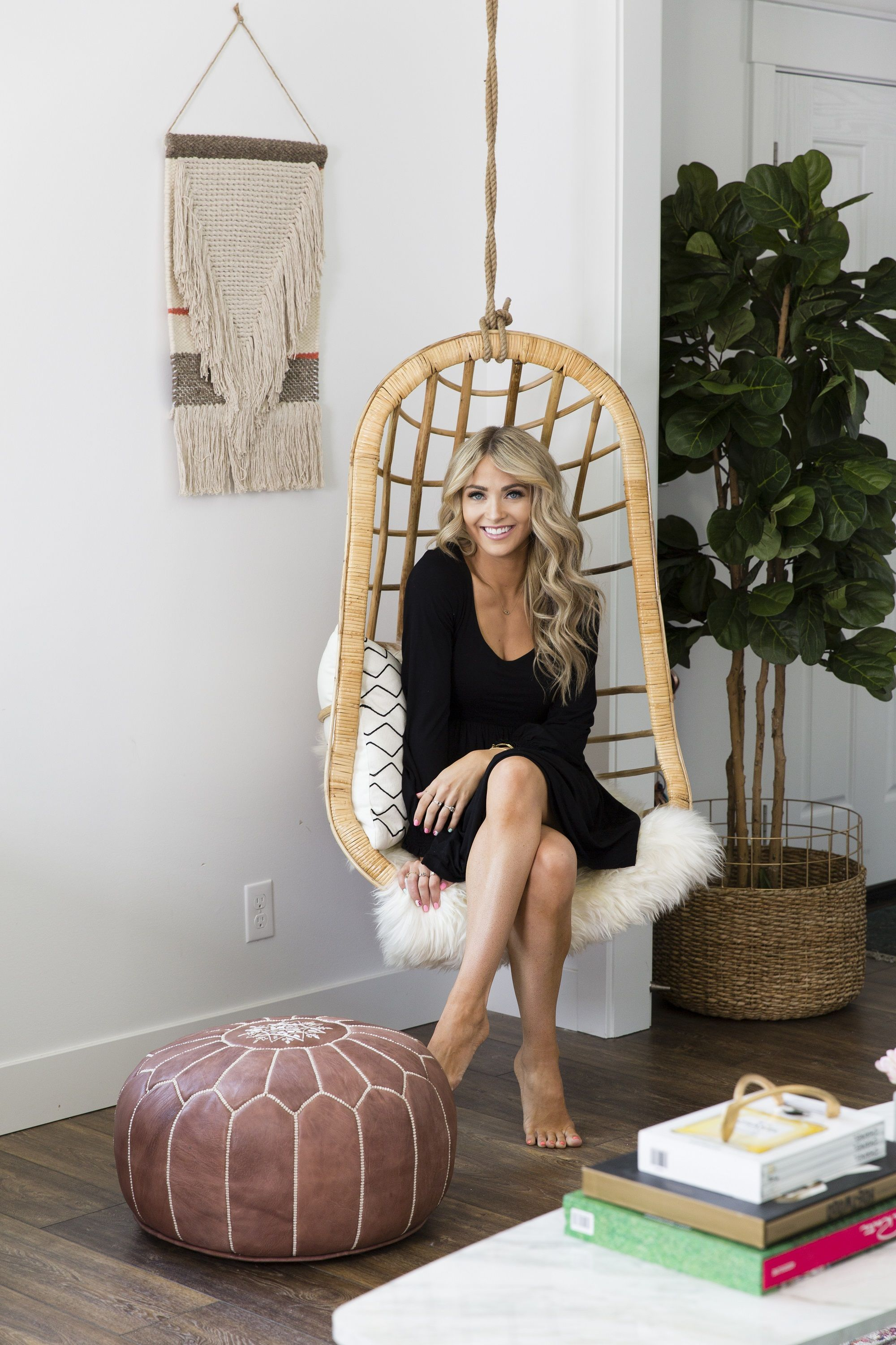 We Teamed Up With Blogger Cara Loren On A Home Office