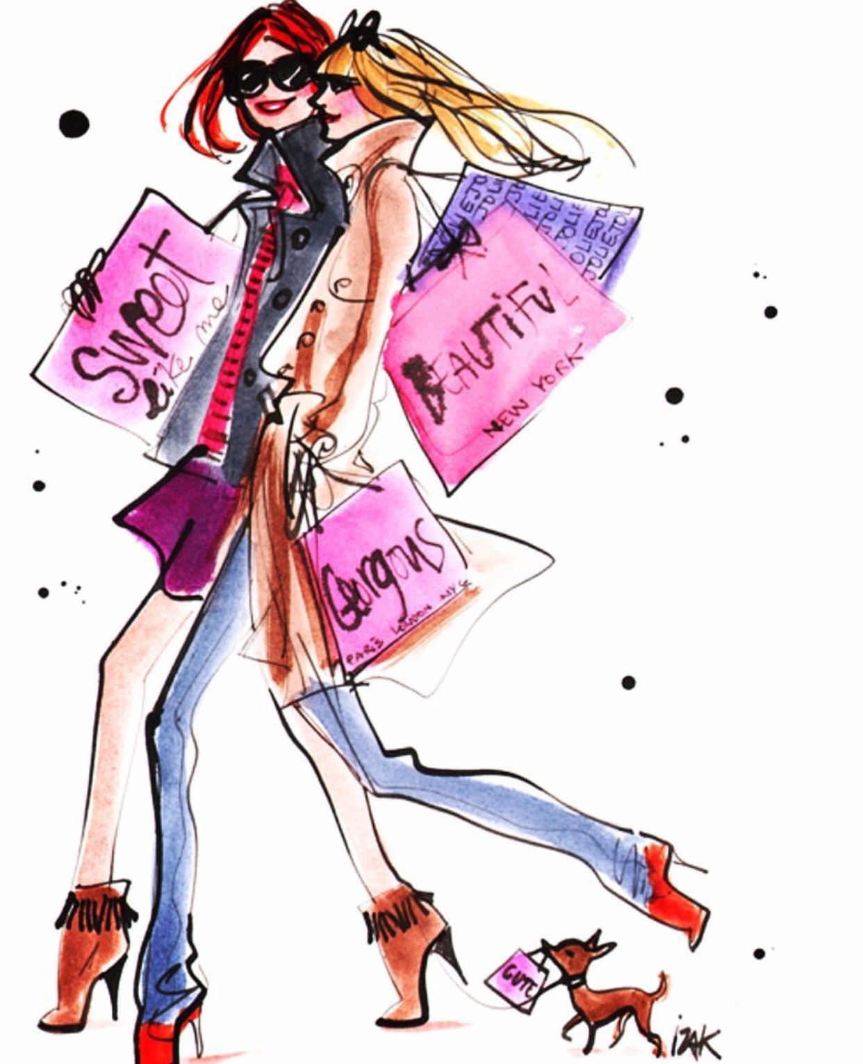 @HenriBendel #bendelgirls by Izak Zenou ❥|Mz. Manerz: Being well dressed is a beautiful form of confidence, happiness & politeness